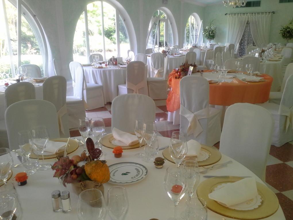 Sala-Veranda- Arancione